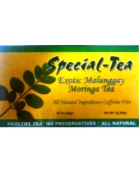Special-Tea Malunggay/Moringa Tea (Red Label)