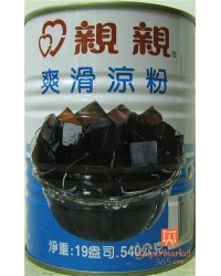 Chin Chin Black Jelly in can