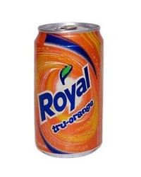 Royal Drinks in can