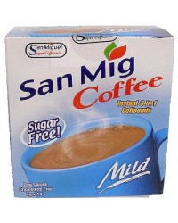 San Mig Coffee 3-in-1 Sugar Free Mild
