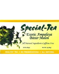 Special Tea Ampalaya Tea