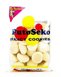 La Pacita Fancy Cookies (Puto Seko)