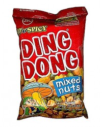 Ding Dong Mixed Nuts (Hot & Spicy)