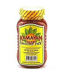 Kamayan Salted Shrimp Fry