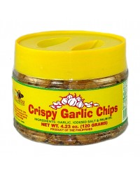 Conching Garlic Chips