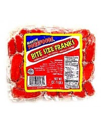 *M Purefoods Bite Size Hot Dog Frank (181A)