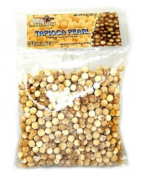Conching Tapioca Pearl White Big