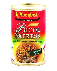 Moondish Bicol Express In Coconut Cream-Vegetarian