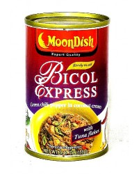Moondish Bicol Express w/ Tuna Flakes in Coco Cream