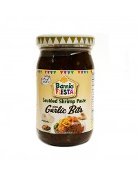Barrio Fiesta Sauteed Shrimp Paste - Garlic Bits