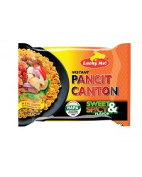 Lucky Me Inst. Pancit Canton - Sweet & Spicy