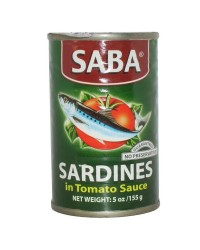 Saba Sardines - Regular (Small)