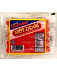 *M. Purefoods Hotdogs - Regular (101M)