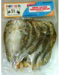 *Pinoy Fiesta Dried Threadfin Bream (Bisugo)