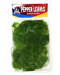 *Inday's Best Frozen Pepper (Sili) Leaves