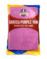 *Inday's Best Frozen Grated Purple Yam