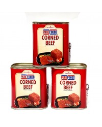 San Miguel Purefoods Corned Beef - Trapezoid Brazil