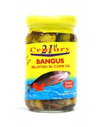 21st Century Milkfish in Oil Hot&Spicy